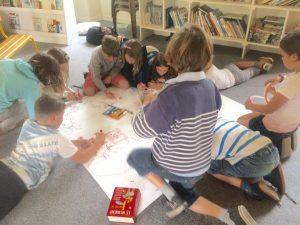 Cours d'anglais de The inspire Academy Biarritz dans les écoles