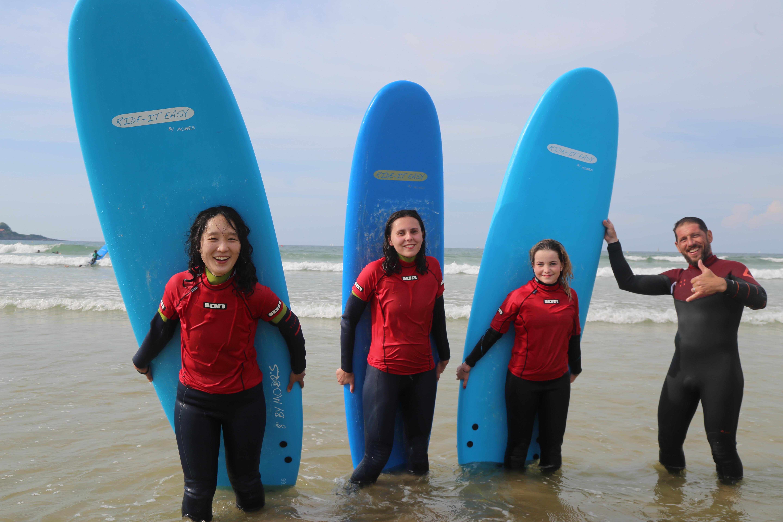 Langues et Surf