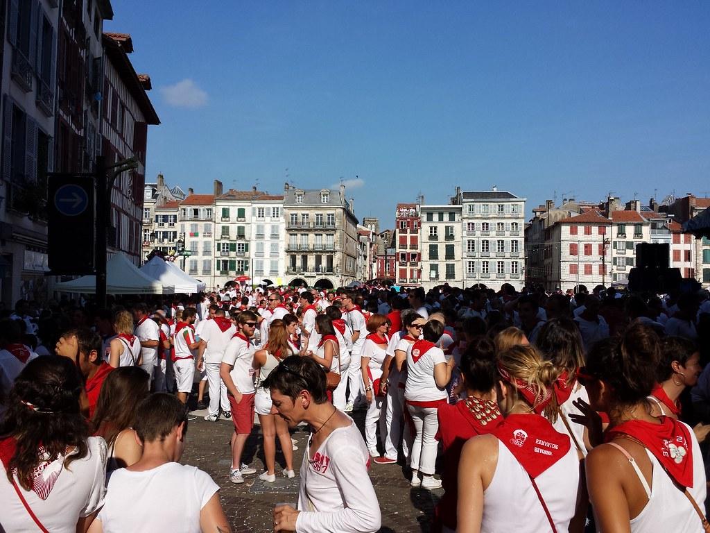 The Bayonne Festival