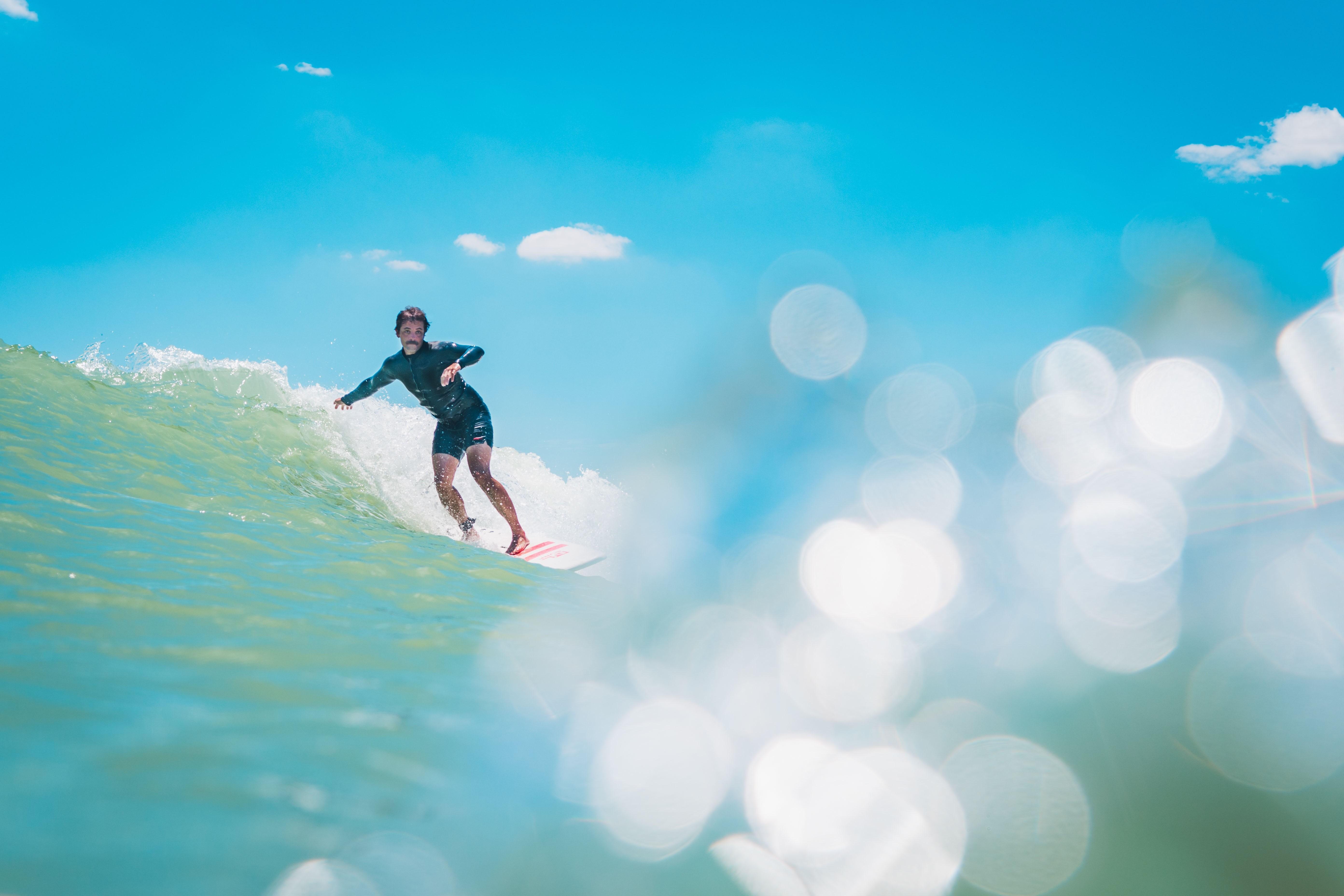 Stage – Anglais & Surf