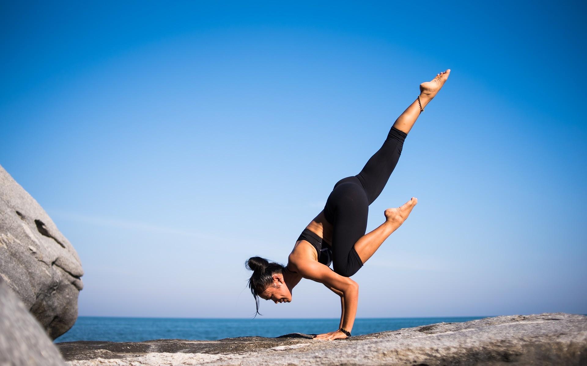 Stage – Anglais, Coaching pour la confiance & Yoga :