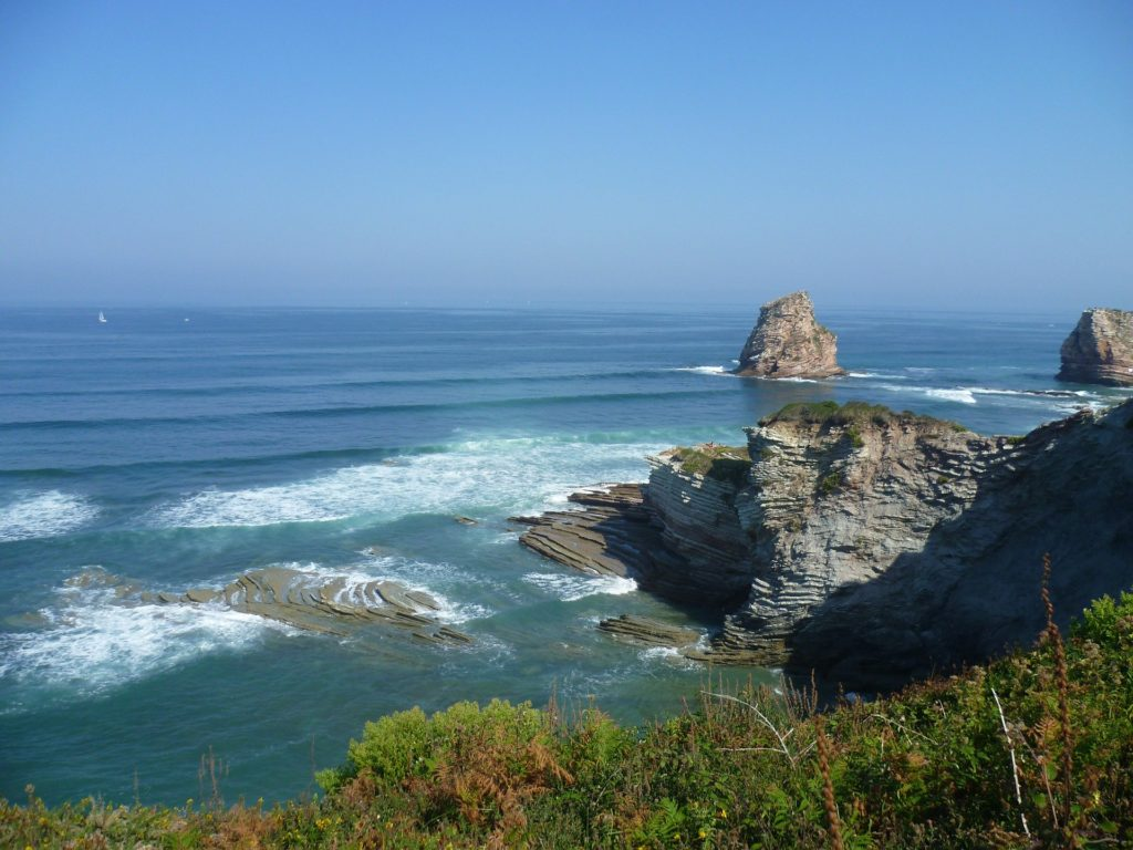 French lessons in Beautiful Hendaye